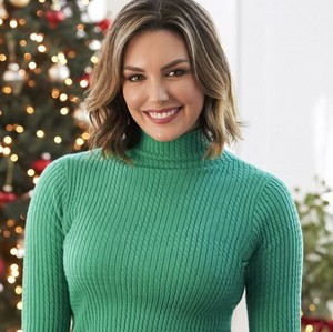 Another tight sweater