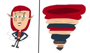 Ashelin Tornado Spin !