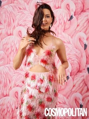 Aubrey Plaza - Cosmopolitan Photoshoot - 2019