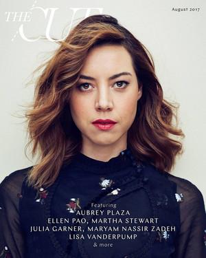 Aubrey Plaza - The Cut Photoshoot - 2017