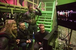 Avengers: Endgame -BTS