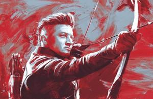 Avengers Endgame promo Фан art