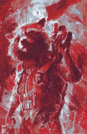 Avengers Endgame promo 팬 art
