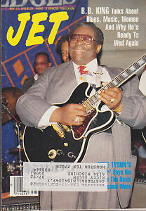 B.B. King On The Cover Of Jet