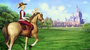 바비 인형 and the three musketeers