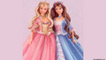 Barbie as the Princess and the Pauper  - lifeisafairytal-barbie-fan wallpaper