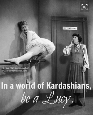 Be A Lucy! 💖
