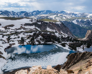 Beartooth Mountains