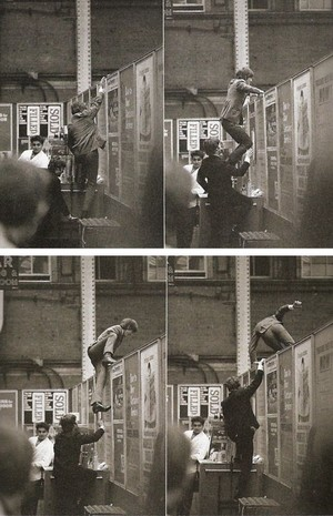 Beatles-Hard Day's Night scene ✨