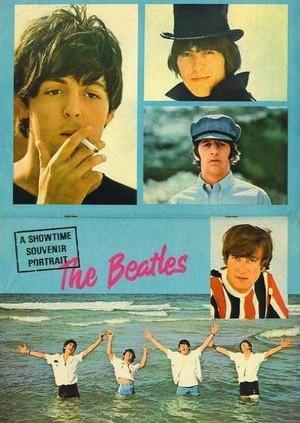 Beatles-Help! Portrait Booklet