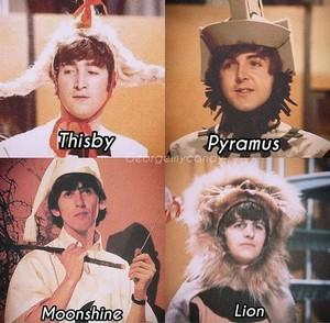 Beatles/Shakespeare