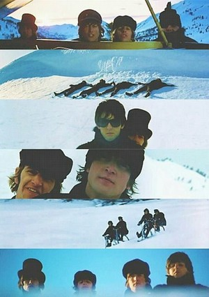 Beatles-Ticket To Ride