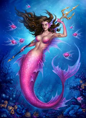 Beautiful sirenas