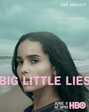Big Little Lies Season 2 Poster - Bonnie Carlson