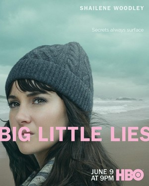Big Little Lies Season 2 Poster - Jane Chapman