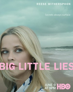 Big Little Lies Season 2 Poster - Madeline Martha Mackenzie