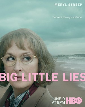 Big Little Lies Season 2 Poster - Mary Louise Wright