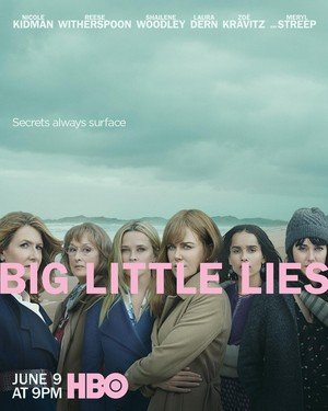 Big Little Lies Season 2 Poster