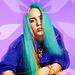 Billie Eilish  - billie-eilish icon
