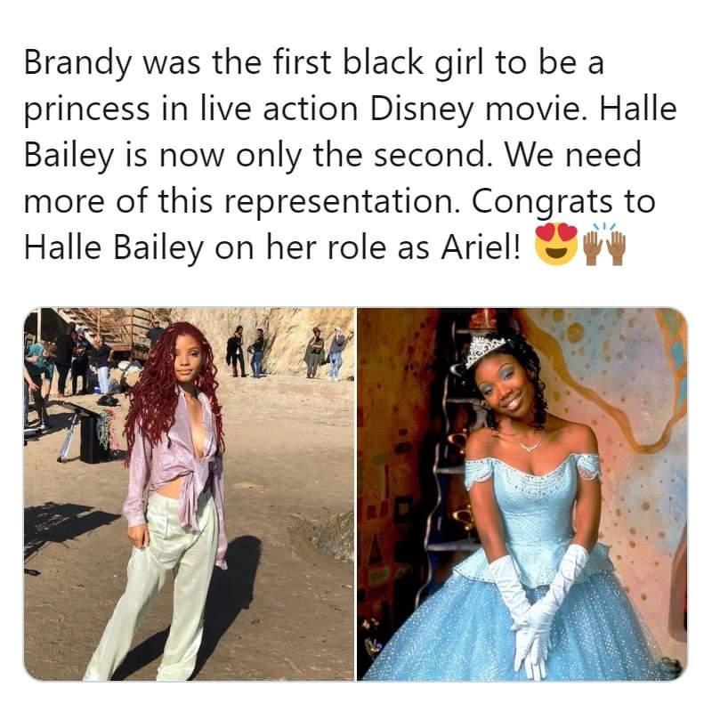Black princesses