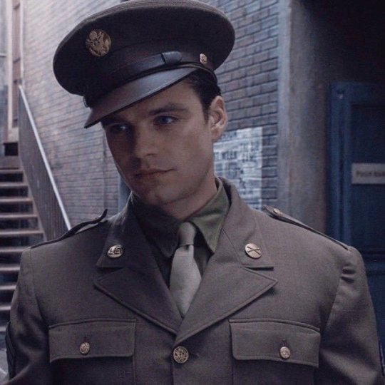 captain america the first avenger bucky