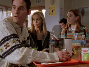 Buffy Xander and Willow