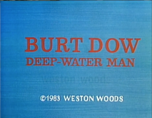 Burt Dow Deep-Water Man titlecard