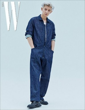 CHANYEOL for W Korea Magazine '19