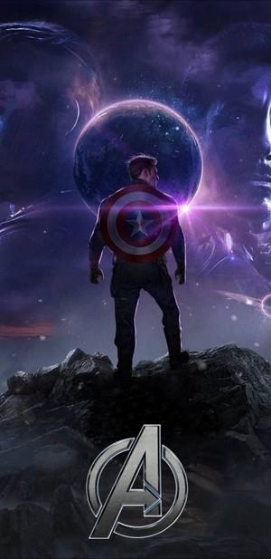 Captain America ~Avengers: Endgame