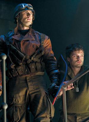 Captain America: The First Avenger (2011) movie stills