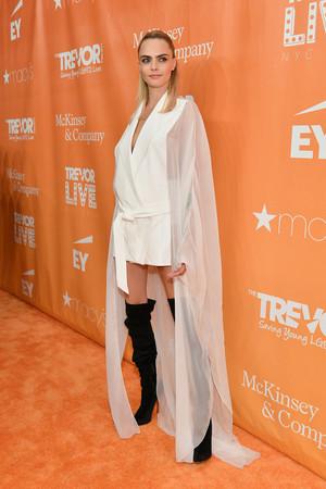 Cara Delevingne | TrevorLIVE NY Gala 2019