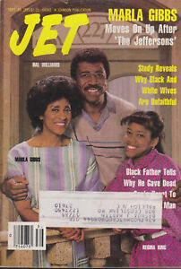 Cast Of 227 On The Cover Of Jet