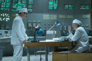 Chernobyl Episode 5 Control Room