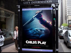 Child's Play on Billboard