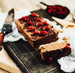 Chocolate Mousse Cake - junk-food icon