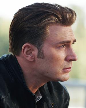 Chris Evans as Steve Rogers in Avengers: Endgame (2019)