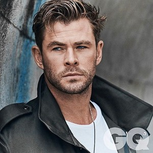 Chris - GQ Spain (June 2019) photoshoot