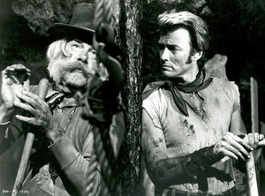 Clint Eastwood and Lee Marvin in Paint Your Wagon (1969)