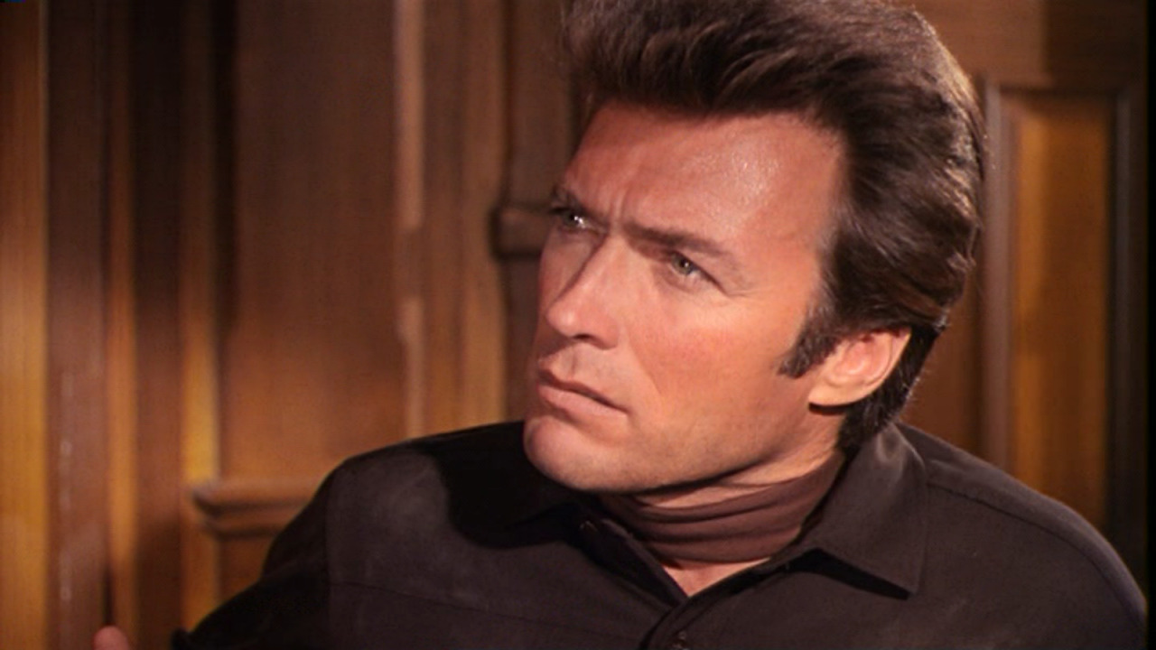 Clint in Hang 'Em High (1968)