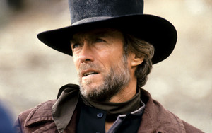 Clint in Pale Rider (1985)