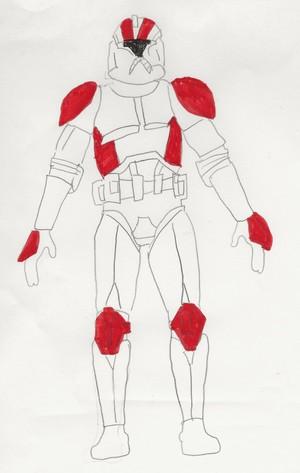 Clone Trooper Grey