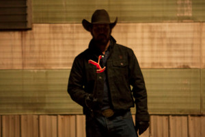 Cole Hauser as Rip Wheeler in Yellowstone: Daybreak