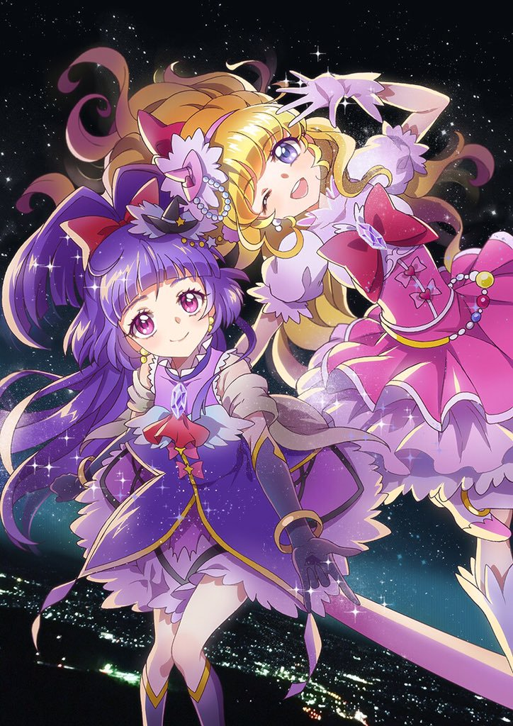 Cure Magical and Cure Miracle