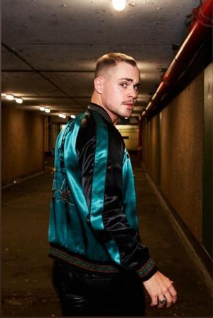 Dacre Montgomery - GQ Australia Photoshoot - 2018
