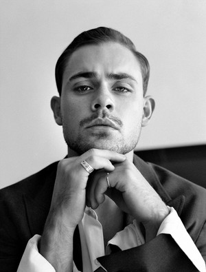 Dacre Montgomery - L'Officiel Hommes Photoshoot - 2018