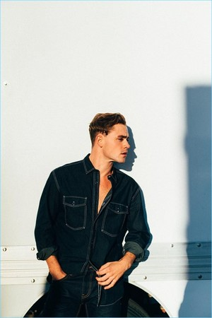 Dacre Montgomery - Reserved Photoshoot - 2018