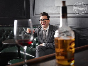Dan Levy - Entertainment Weekly Photoshoot - 2019