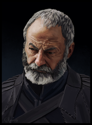 Davos Seaworth door elysios