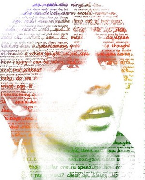 Davy lyric art