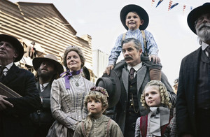 Deadwood: The Movie (2019) - Seth and Martha Bullock